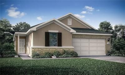 Round Rock Single Family Home For Sale: 6112 Gimignano Place