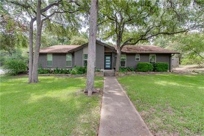 Hays County, Travis County, Williamson County Single Family Home For Sale: 4601 Canyonwood Dr