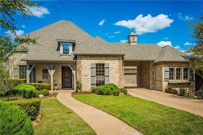 Single Family Home For Sale: 12801 Arbor Lake Cv