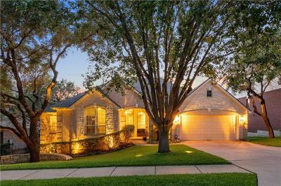 Cedar Park Single Family Home For Sale: 2703 Orsobello Pl