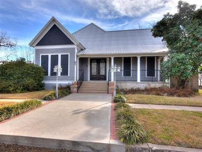 Smithville Single Family Home For Sale: 406 Burleson St