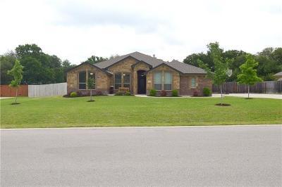 Belton Single Family Home For Sale: 970 Ridgeoak Dr