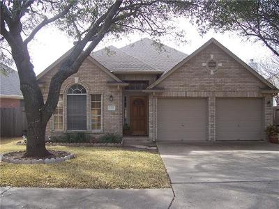 Travis County Single Family Home For Sale: 2225 Equestrian Trl