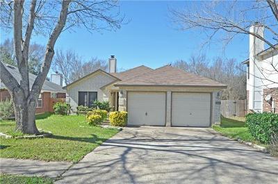 Leander Single Family Home For Sale: 16500 Jadestone Dr