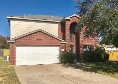 Pflugerville Single Family Home For Sale: 936 Twisted Fence Dr