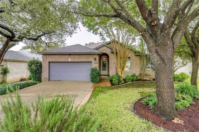 Hays County, Travis County, Williamson County Single Family Home For Sale: 8505 Forest Heights Ln