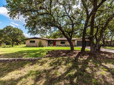 Austin Single Family Home For Sale: 10707 Valley Vista Rd