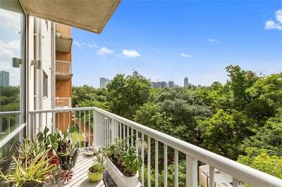 Austin TX Condo/Townhouse For Sale: $569,000