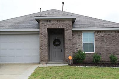 Travis County Single Family Home For Sale: 805 Silver Wing Dr