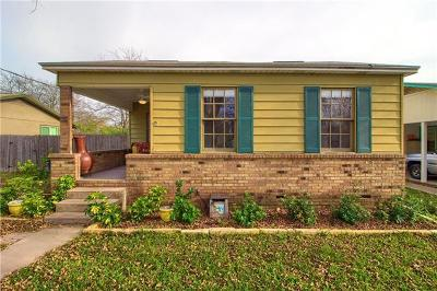 Austin Single Family Home For Sale: 10513 Turner Dr