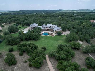 Spicewood Single Family Home For Sale: 812 Rivercliff Rd