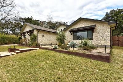 Austin Single Family Home For Sale: 3808 Laurel Ledge Ln