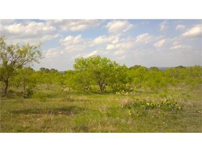 Spicewood TX Residential Lots & Land For Sale: $225,000