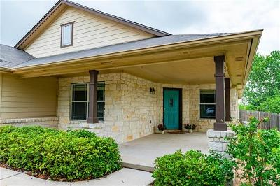 Kyle Single Family Home For Sale: 119 Brazos Ln