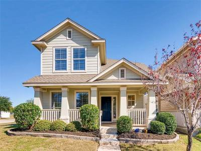 Pflugerville Single Family Home Pending - Taking Backups: 500 N Cascades Ave #1