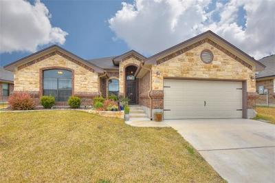 Killeen Single Family Home For Sale: 2903 Legacy Ln