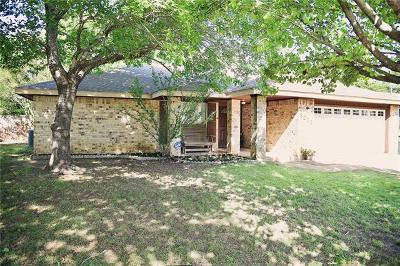 Georgetown Single Family Home For Sale: 3211 Buffalo Springs Trl