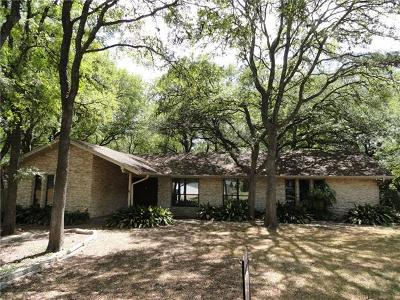 Austin Single Family Home For Sale: 2405 Crownspoint Dr