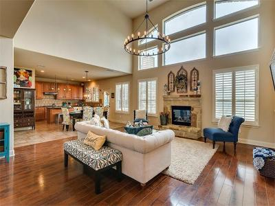 Leander Single Family Home For Sale: 1898 Long Bow