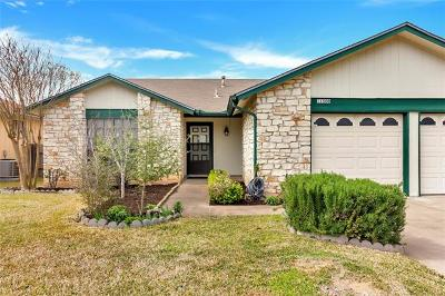 Austin Single Family Home Pending - Taking Backups: 11500 Swearingen Dr
