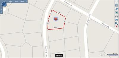 Residential Lots & Land For Sale: 5703 Round Up Way