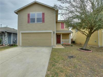 Hays County, Travis County, Williamson County Single Family Home For Sale: 3517 Sand Dunes Ave