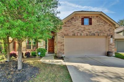 Austin Single Family Home For Sale: 13008 Hymeadow Cir