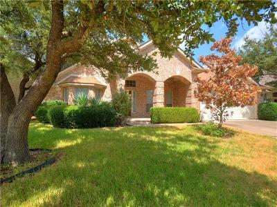 Cedar Park Single Family Home Pending - Taking Backups: 2910 Briona Wood Ln