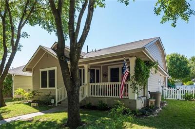 Kyle Single Family Home Pending - Taking Backups: 317 Strawn