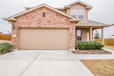 Kyle Single Family Home For Sale: 170 Chickadee Cv