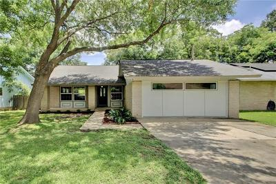 Single Family Home For Sale: 12233 Old Stage Trl