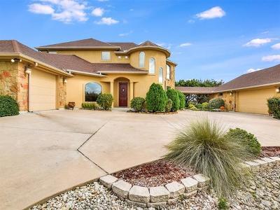 Leander Single Family Home Pending - Taking Backups: 927 Palos Verdes