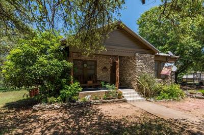 Leander Single Family Home For Sale: 22124 Nameless Rd