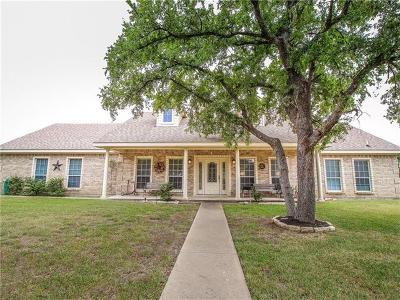 Salado Single Family Home For Sale: 1209 Mourning Dove Ct