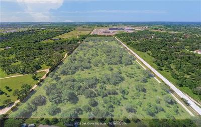 Buda Farm For Sale: 16202 Oak Grove Rd