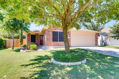 Hutto Single Family Home For Sale: 318 Phillips St