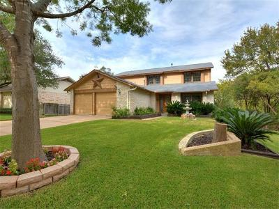 Travis County Single Family Home For Sale: 3810 Tamarack Trl