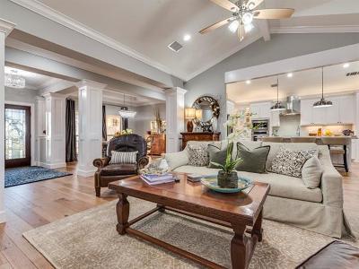 Lago Vista Single Family Home For Sale: 20733 Henry Ave