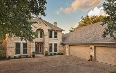 Austin Single Family Home For Sale: 2700 Bartons Bluff Ln