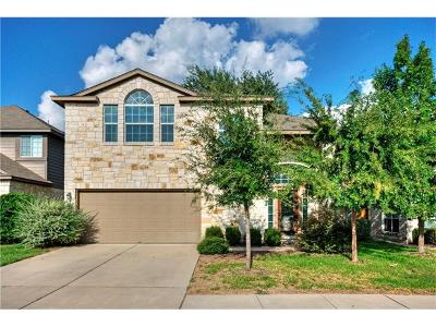 Austin Single Family Home For Sale: 11217 Persimmon Gap Dr