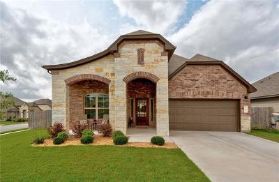 Hays County, Travis County, Williamson County Single Family Home For Sale: 13201 Olivers Way