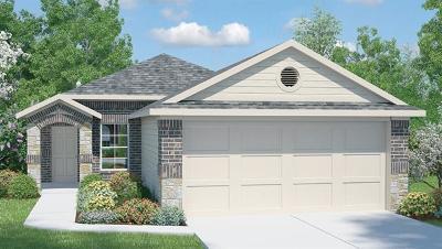 Leander Single Family Home For Sale: 116 Blue Sage Dr