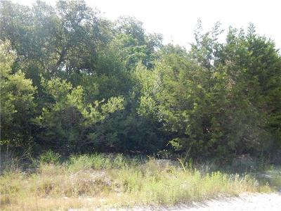 Wimberley TX Residential Lots & Land For Sale: $79,500