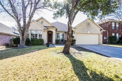 Pflugerville Single Family Home For Sale: 17929 Holderness Ln