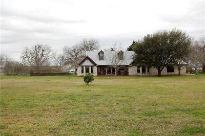 Lockhart Single Family Home For Sale: 2541 Borchert Loop