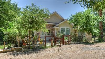 Del Valle Single Family Home For Sale: 7709 Timber Hills Dr