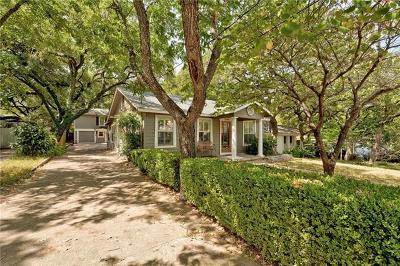 Austin Single Family Home For Sale: 1109 Mission Rdg