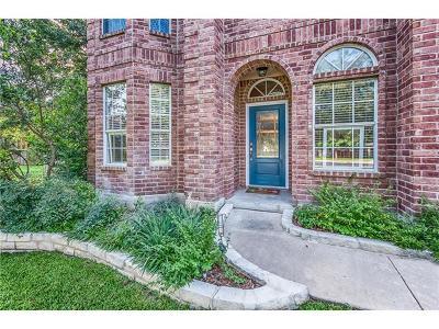 Georgetown Single Family Home For Sale: 209 Ridge Run Ct