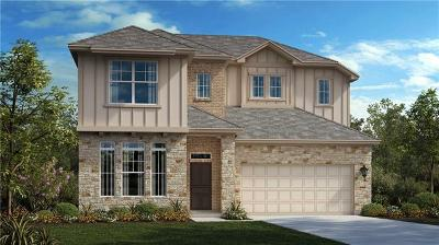 Round Rock Single Family Home For Sale: 6820 Catania Loop