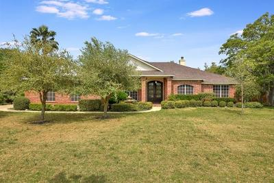 Bastrop Single Family Home Pending - Taking Backups: 102 Webber Ln